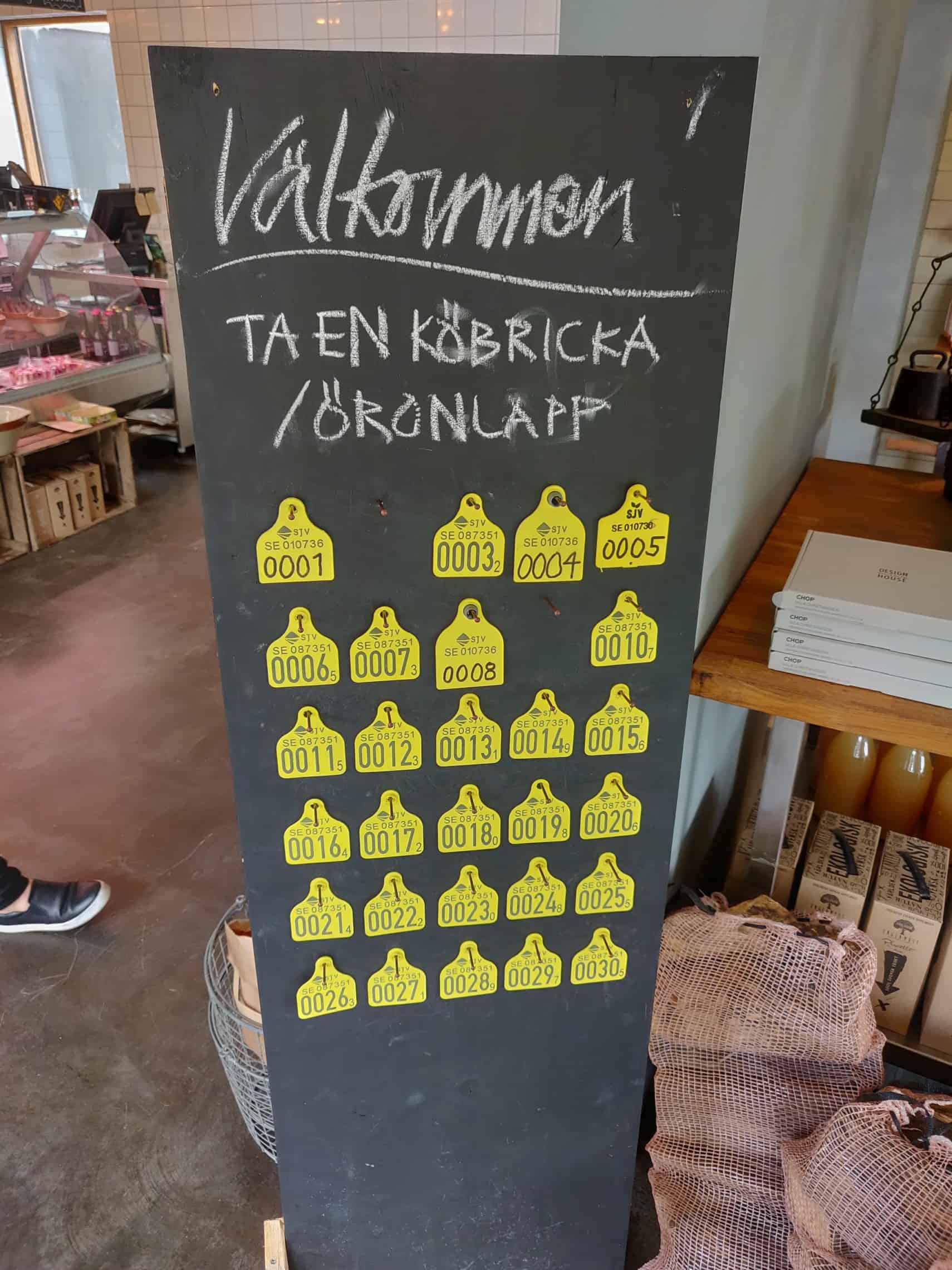 Matresa i södra Sverige 9
