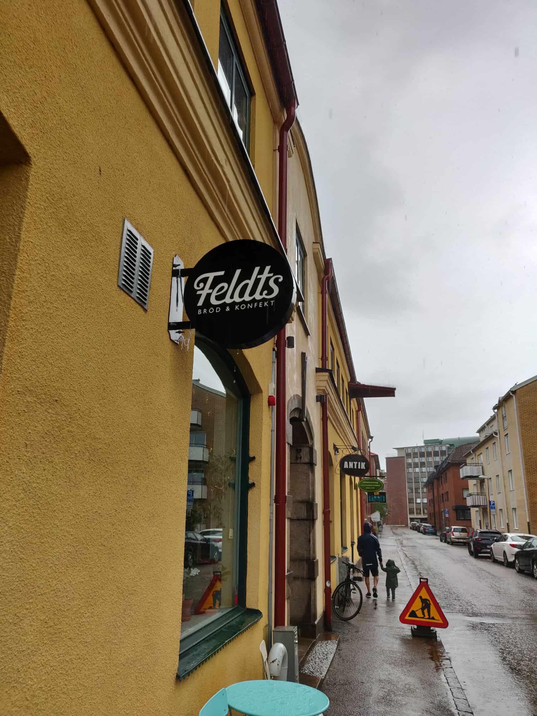 Matresa i södra Sverige 1