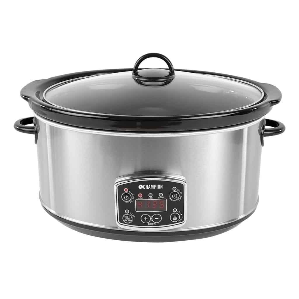 CHAMPION Slowcooker 6,5l 1